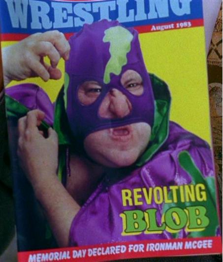 revolting blob